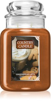 Country Candle Gingerbread duftlys