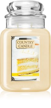 Country Candle Frosted Cake lumânare parfumată