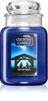 Country Candle Gift of Kings scented candle