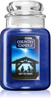 Country Candle Gift of Kings vela perfumada