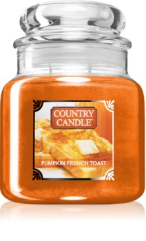 Country Candle Pumpkin & French Toast ароматна свещ