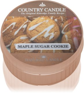 Country Candle Maple Sugar & Cookie duft-teelicht