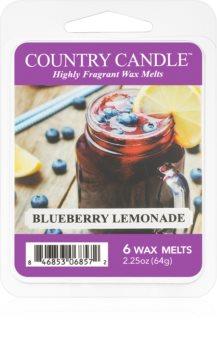 Country Candle Blueberry Lemonade ceară pentru aromatizator