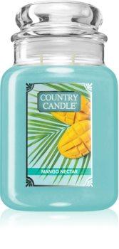 Country Candle Mango Nectar ароматна свещ