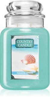 Country Candle Paradise Breeze bougie parfumée