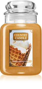 Country Candle Salted Waffle Cone Duftkerze