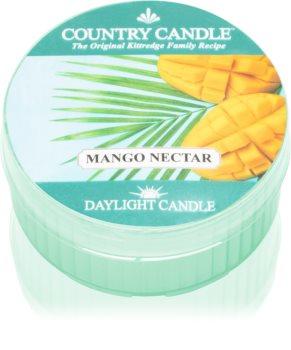 Country Candle Mango Nectar bougie chauffe-plat