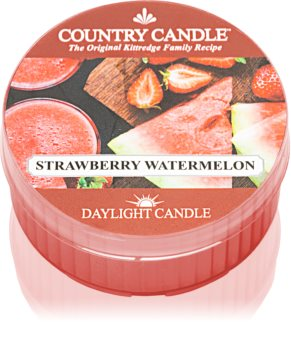 Country Candle Strawberry Watermelon teelicht