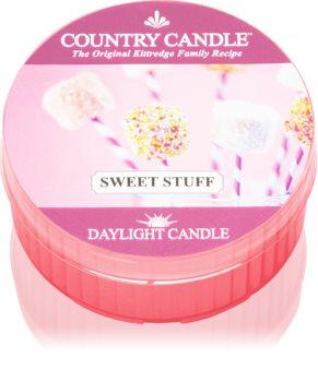 Country Candle Sweet Stuf čajna svijeća