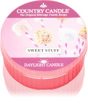 Country Candle Sweet Stuf tealight candle