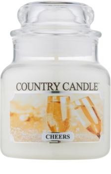 Country Candle Cheers lumânare parfumată