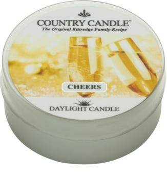 Country Candle Cheers čajová sviečka