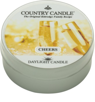 Country Candle Cheers tealight candle