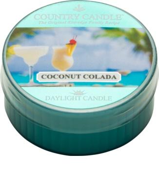 Country Candle Coconut Colada čajová sviečka