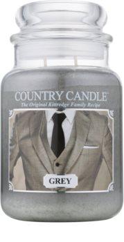 Country Candle Grey candela profumata