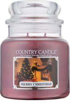 Country Candle Merry Christmas Tuoksukynttilä