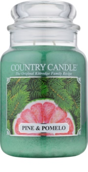 Country Candle Pine & Pomelo aроматична свічка