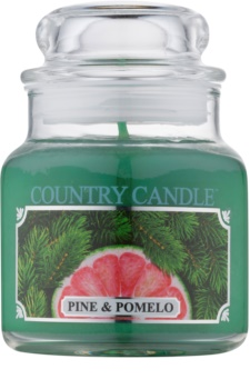 Country Candle Pine & Pomelo duftlys