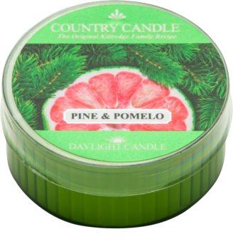 Country Candle Pine & Pomelo čajová sviečka
