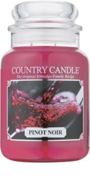 Country Candle Pinot Noir candela profumata