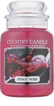 Country Candle Pinot Noir illatos gyertya