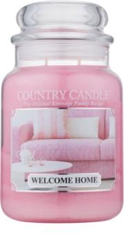 Country Candle Welcome Home illatos gyertya