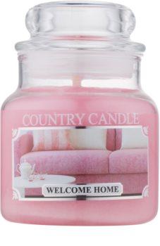 Country Candle Welcome Home vonná sviečka