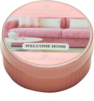 Country Candle Welcome Home čajová sviečka