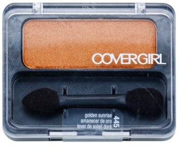 CoverGirl Eye Enhancers oční stíny s aplikátorem