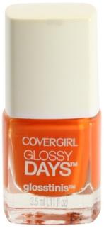 CoverGirl Glossy Days esmalte de uñas