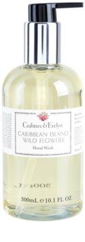 Crabtree & Evelyn Caribbean Island Wild Flowers tekuté mýdlo na ruce