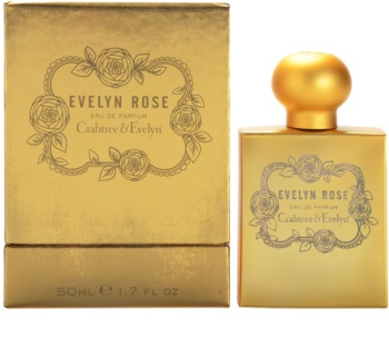Crabtree & Evelyn Evelyn Rose® eau de parfum para mujer 50 ml