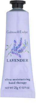 Crabtree & Evelyn Lavender crema hidratante intensiva para manos