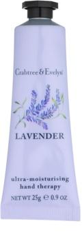 Crabtree & Evelyn Lavender creme intensivo hidratante para mãos