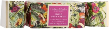 Crabtree & Evelyn Rose Pineapple creme intensivo hidratante para mãos