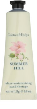 Crabtree & Evelyn Summer Hill® creme intensivo hidratante para mãos