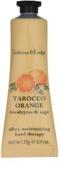 Crabtree & Evelyn Tarocco Orange crema hidratante intensiva para manos