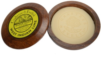 Crabtree & Evelyn West Indian Lime mýdlo na holení
