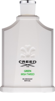 Creed Green Irish Tweed gel de duche para homens