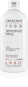 Crescina 1300 Re-Growth шампунь против поредения и выпадения волос для мужчин