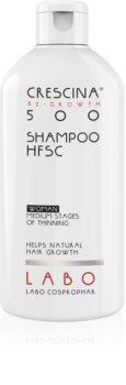 Crescina 500 Re-Growth Shampoo gegen Haarausfall und schütteres Haar für Damen
