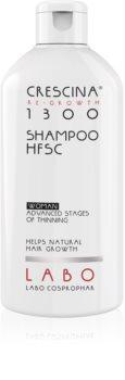 Crescina 1300 Re-Growth Shampoo gegen Haarausfall und schütteres Haar für Damen