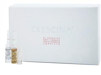 Crescina HFSC AGENONE 500 ampolla para la caída del cabello intermedia y avanzada para mujer
