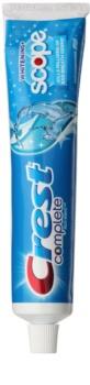 Crest Complete Scope Whitening+ dentífrico branqueador para hálito fresco