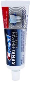 Crest Sensi Repair & Prevent pasta para o fortalecimento do esmalte dos dentes para dentes sensíveis