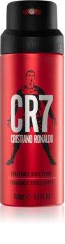 Cristiano Ronaldo CR7 telový sprej pre mužov