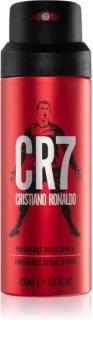Cristiano Ronaldo CR7 спрей для тіла для чоловіків