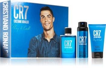 Cristiano Ronaldo Play It Cool set cadou I. pentru bărbați