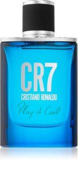 Cristiano Ronaldo Play It Cool Eau de Toilette för män
