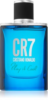 Cristiano Ronaldo Play It Cool eau de toilette uraknak